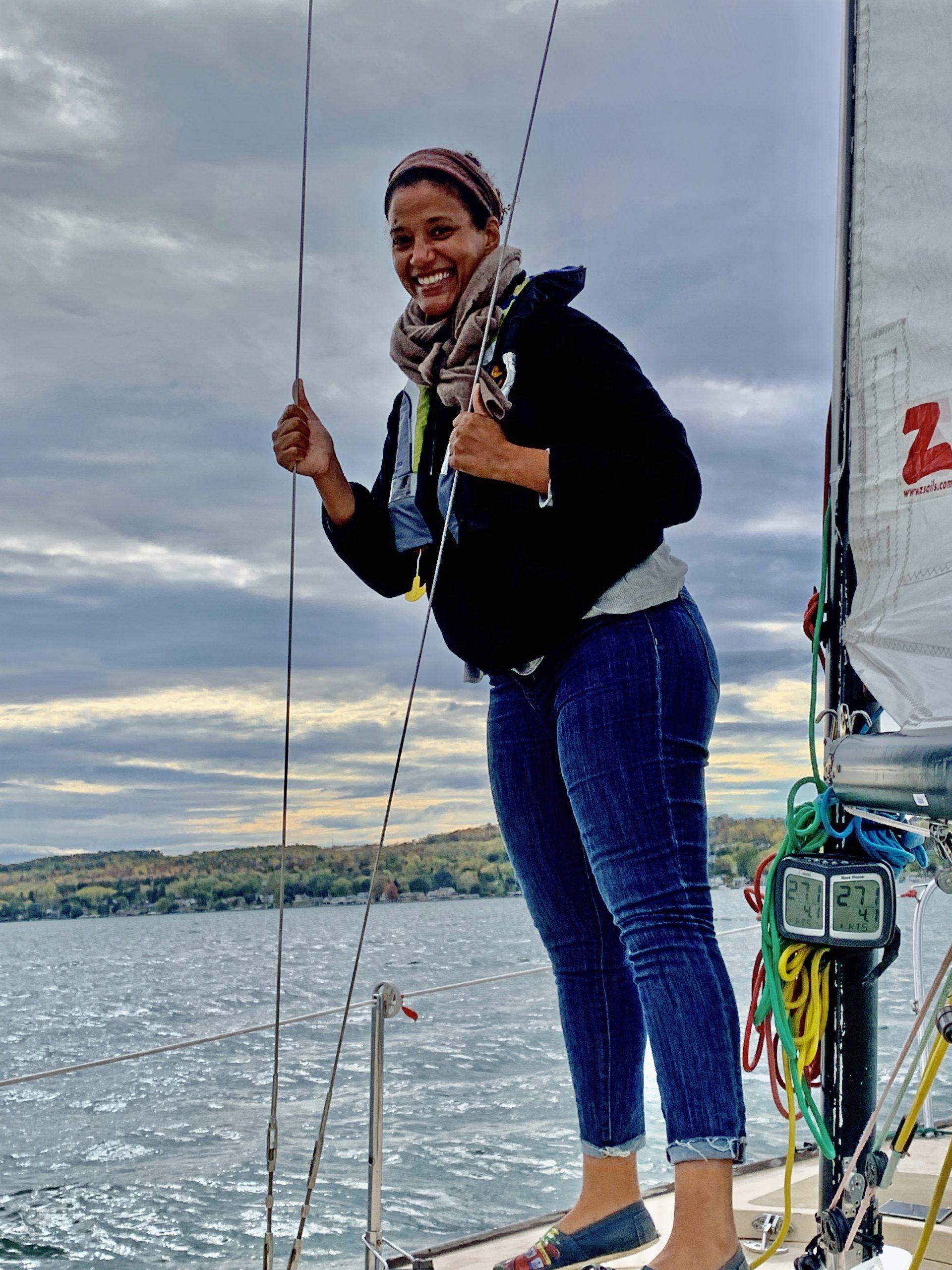 daydream sailing canandaigua customer 5