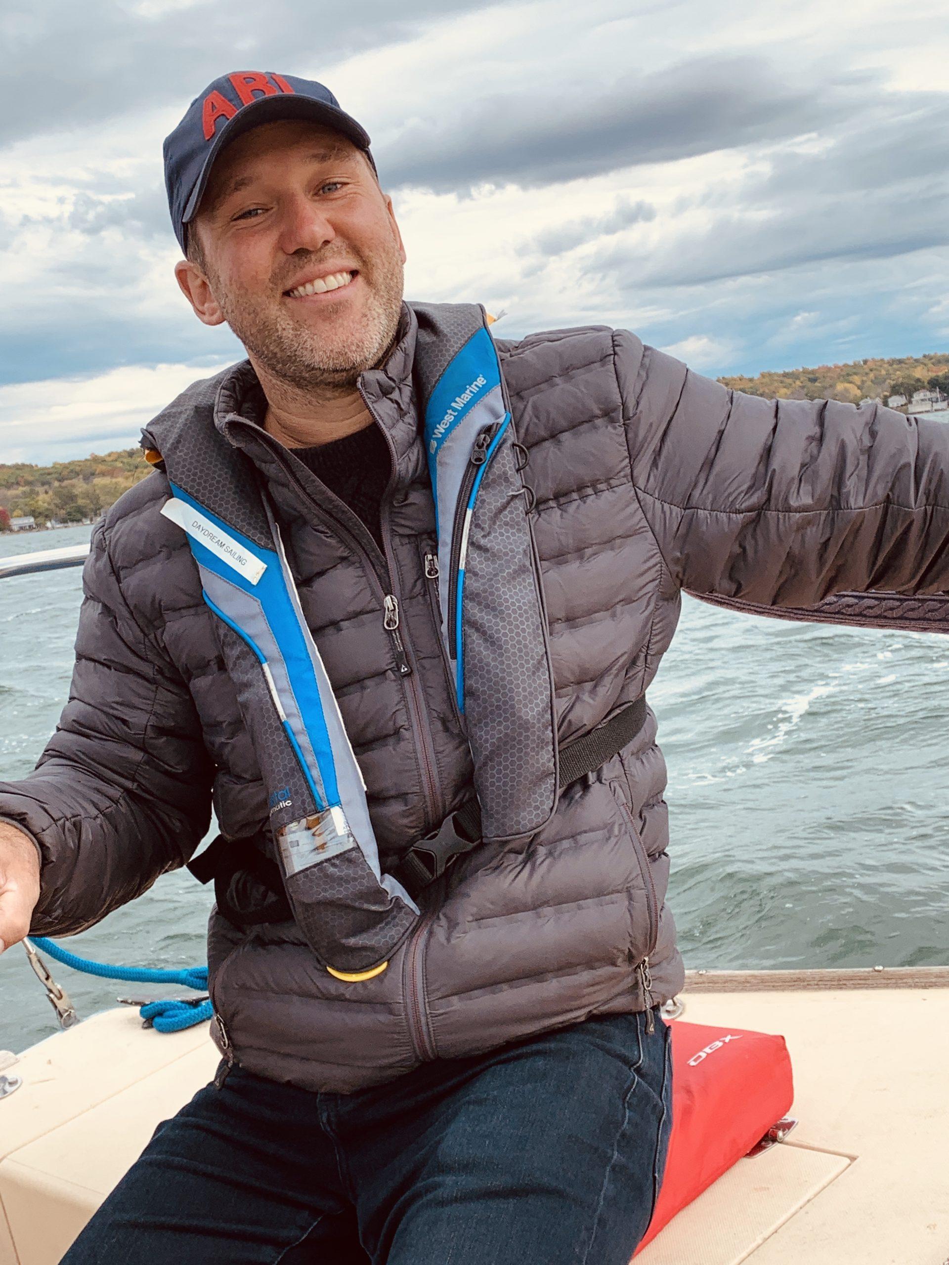 daydream sailing canandaigua customer 6