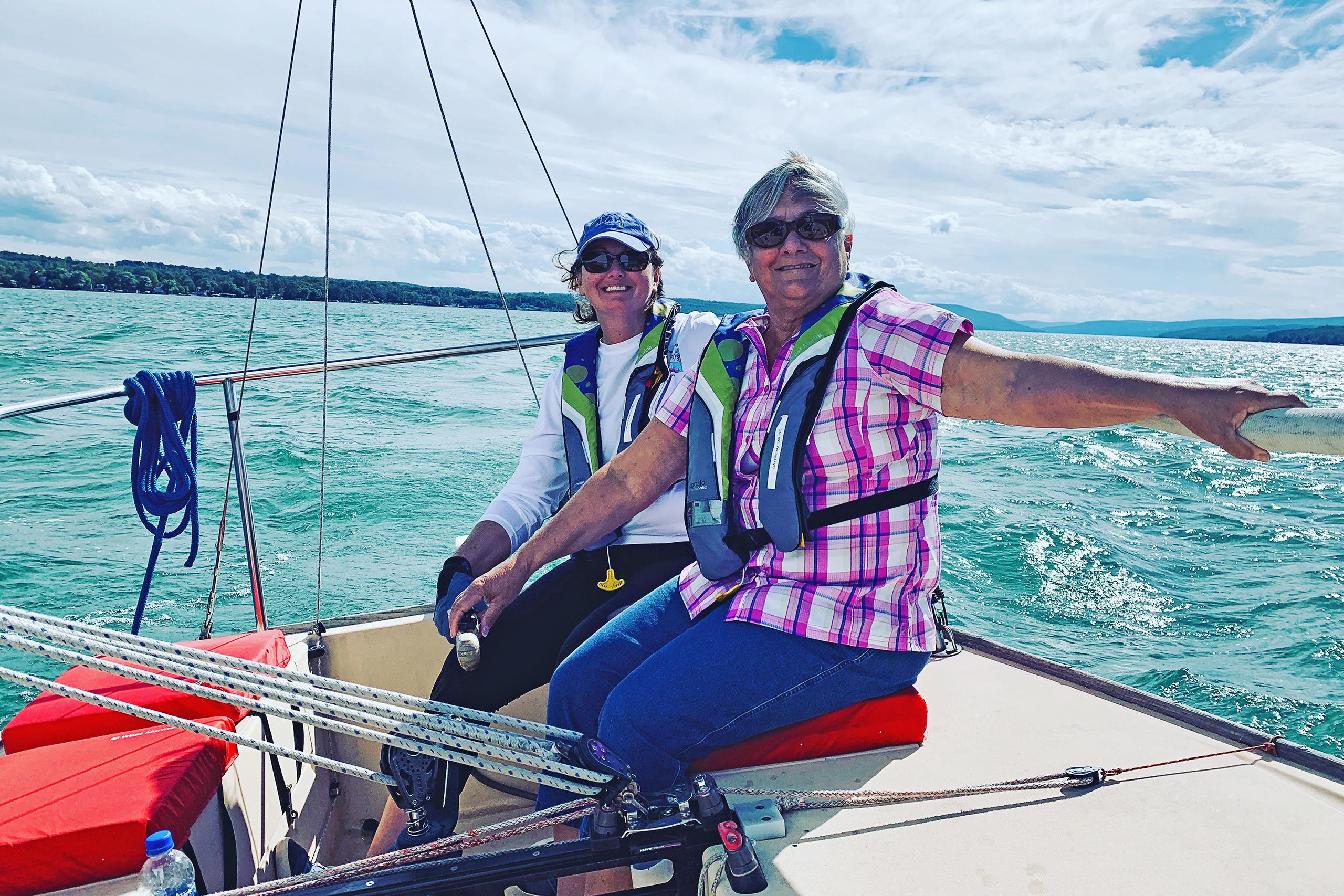 daydream sailing canandaigua customers 2