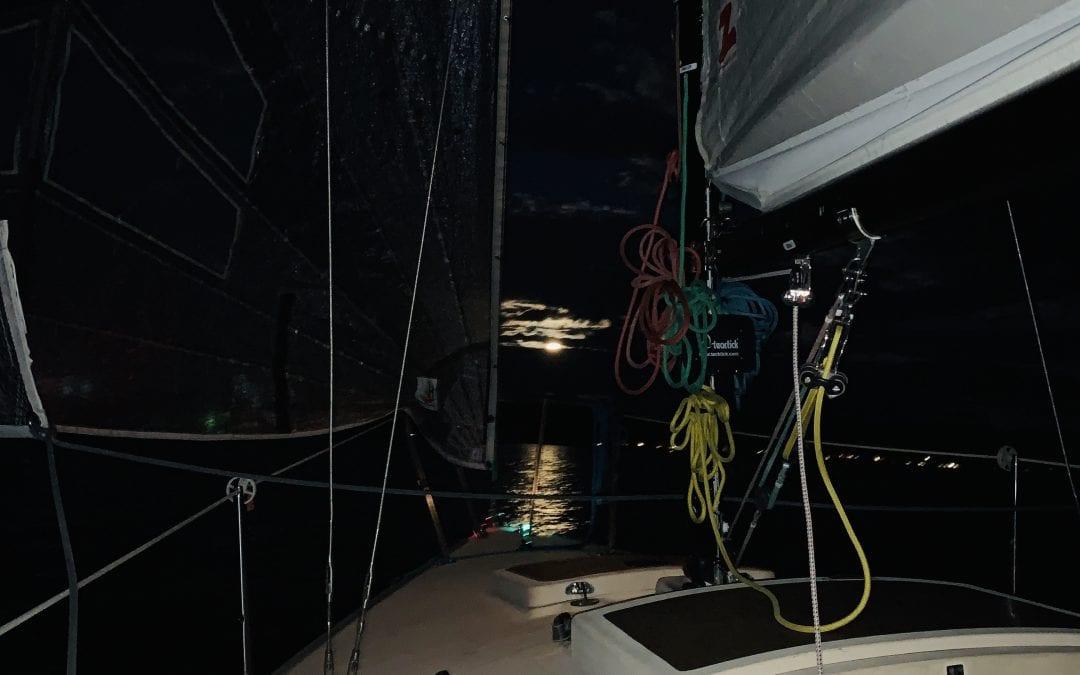 Moonrise Sail